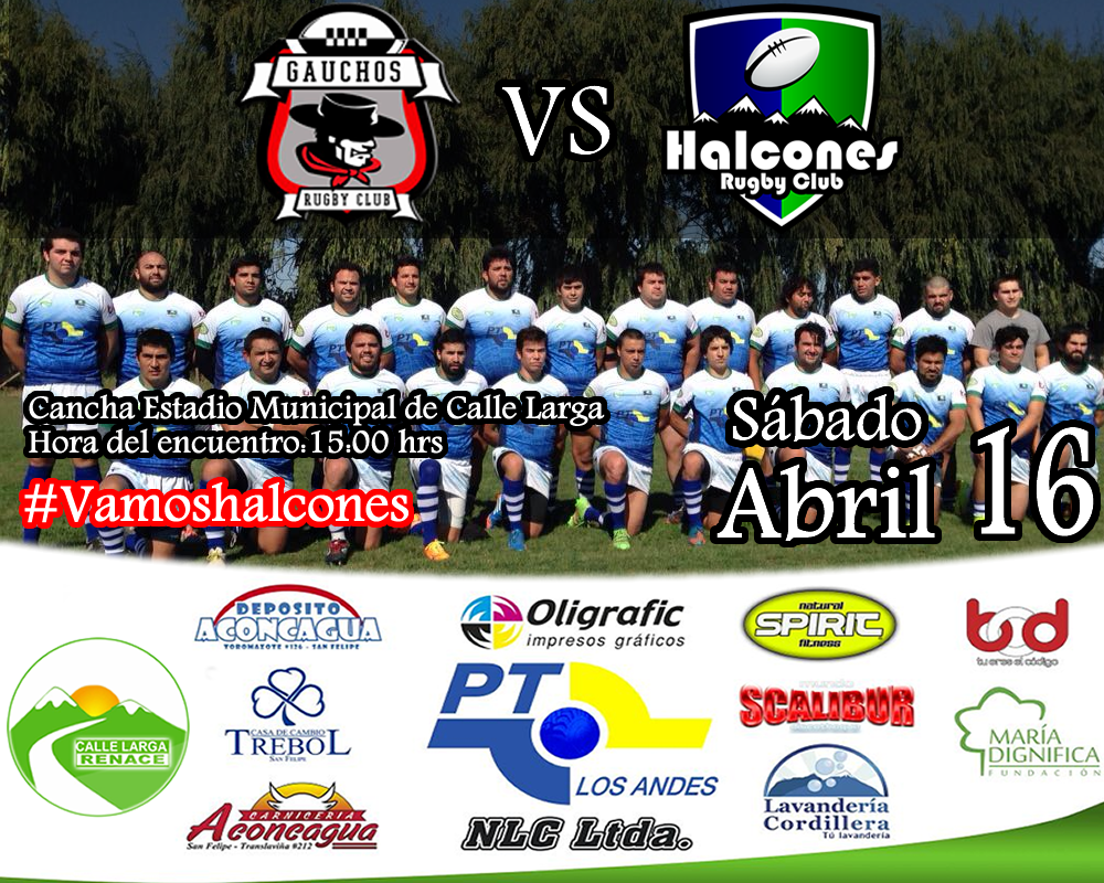 HALCONES VS GAUCHOS