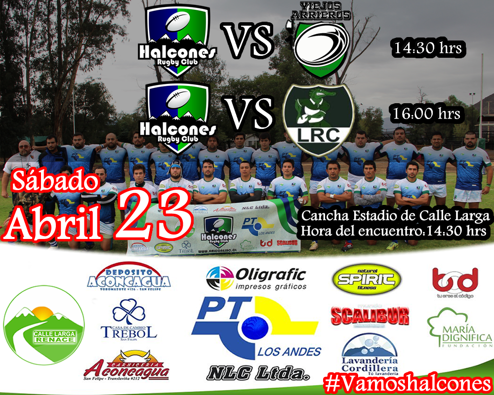 HALCONES VS LAGARTOS